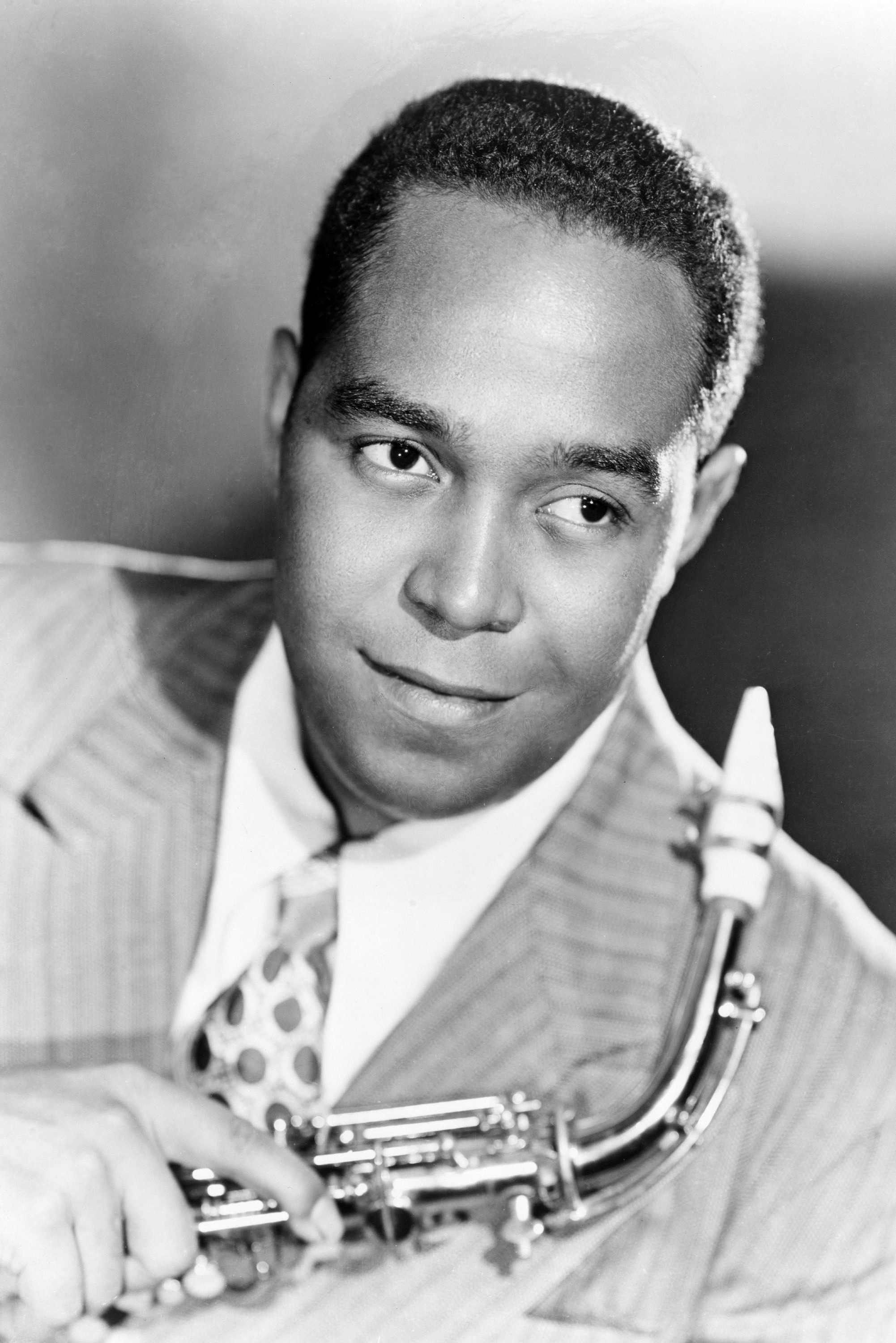 Mandatory Credit: Photo by Everett/Shutterstock (10277642a) Charlie Parker, Yardbird, (1920-1955), African American Jazz saxophonist in 1947. Historical Collection