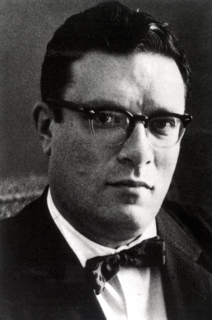 Editorial use only Mandatory Credit: Photo by Snap/Shutterstock (390848hr) FILM STILLS OF 1958, ISAAC ASIMOV IN 1958 VARIOUS