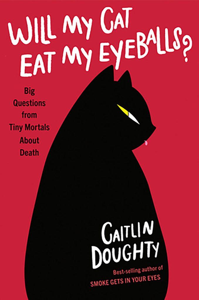 will my cat eat my eyeballs book