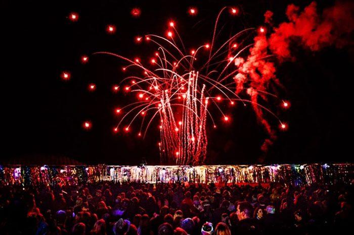 island of lights new year's eve celebration wilmington north carolina