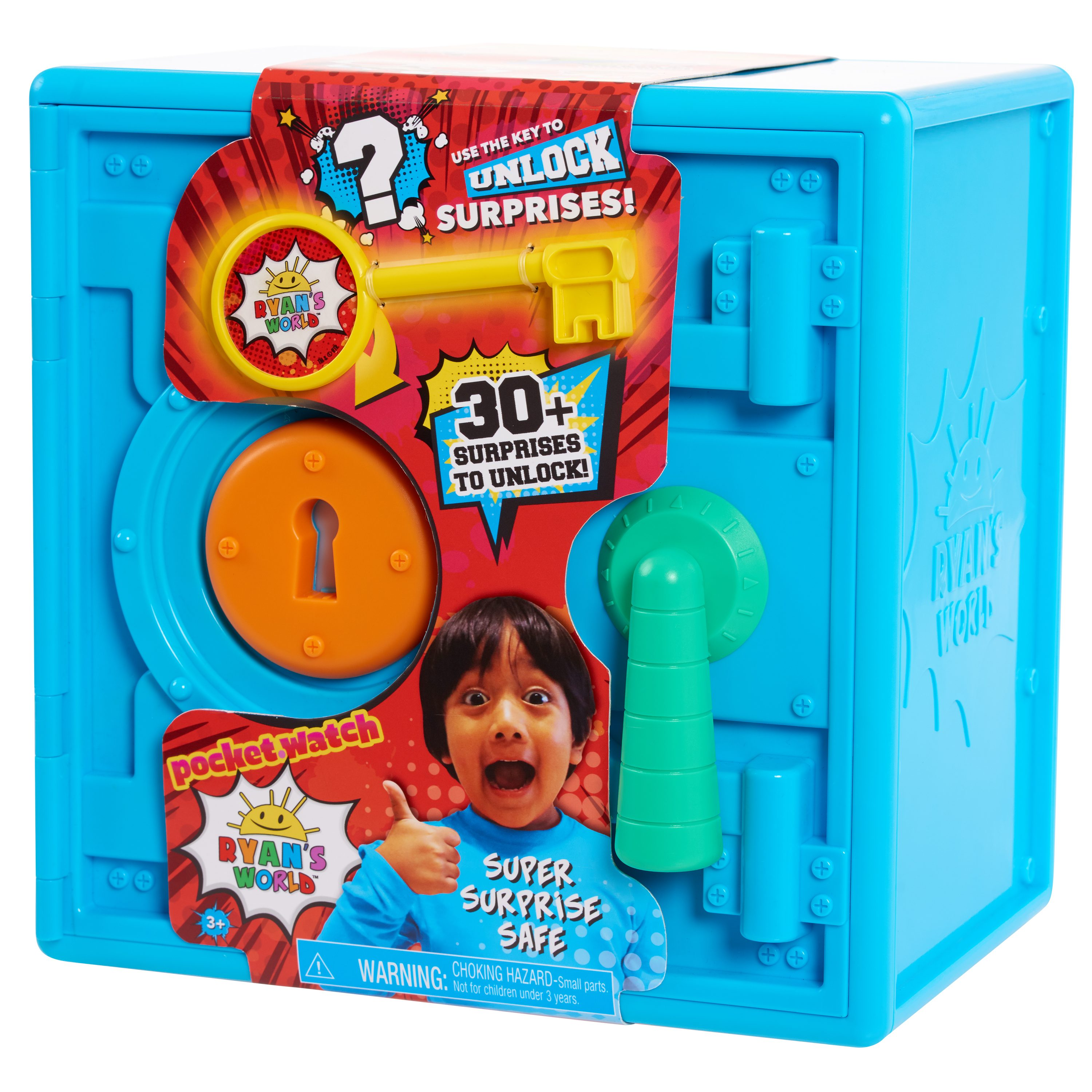 kids unlockable toy