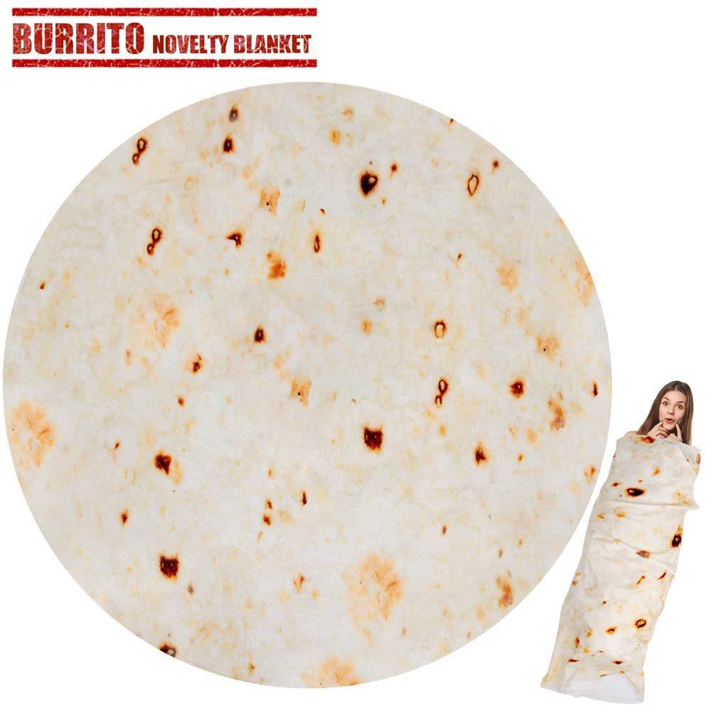 burrito blanket