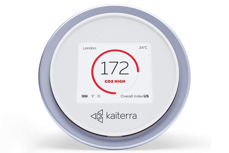 kaiterra indoor air quality monitor