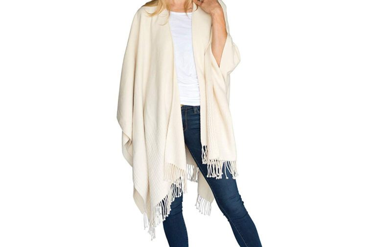 travel wrap sweater