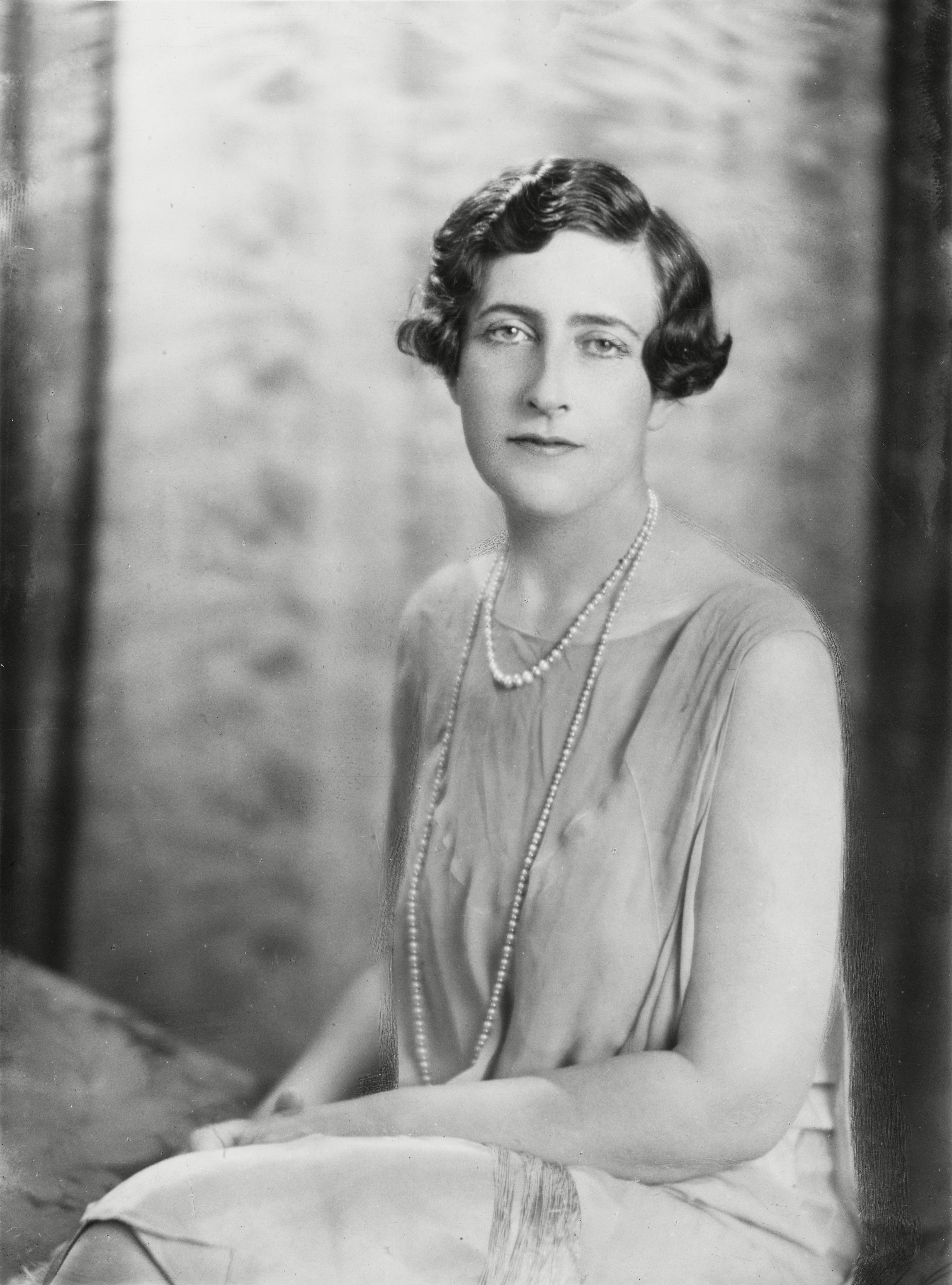 Mandatory Credit: Photo by Historia/Shutterstock (7665041ct) Agatha Christie (1891-1976) English Novelist and Crime Fiction Writer Photographed C 1925 C.1925 Historical Collection 144