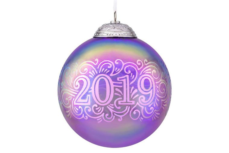 hallmark christmas ornament