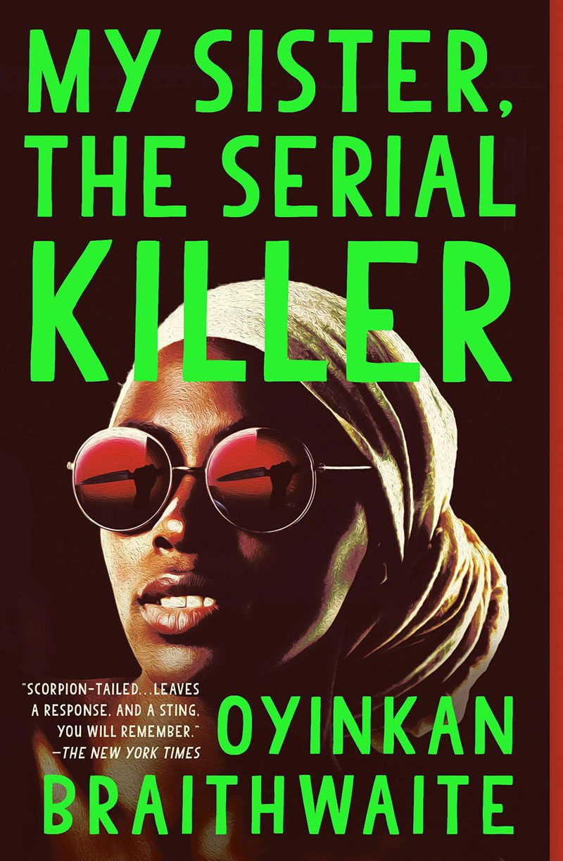 my sister the serial killer book