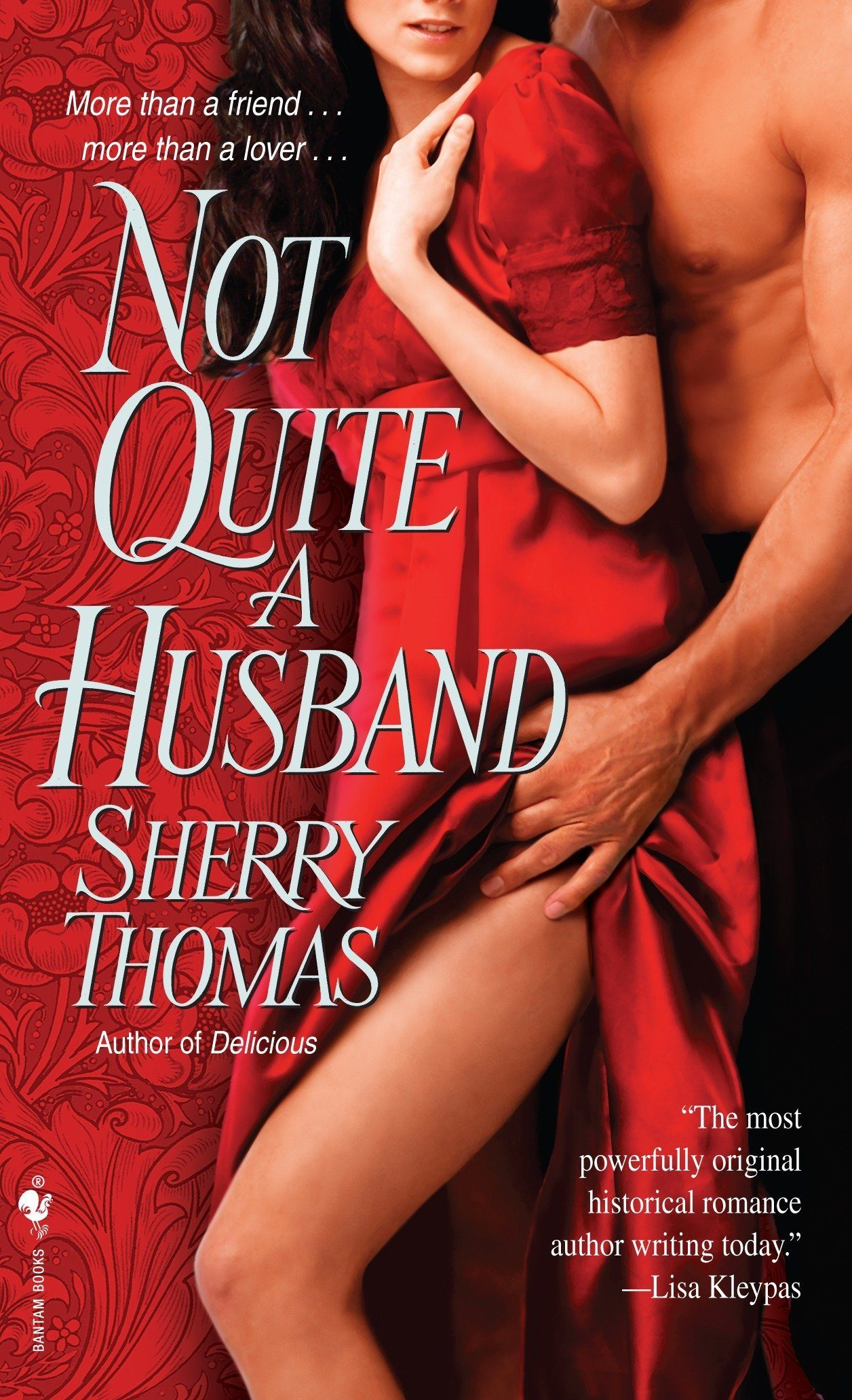 not quite a husband book cover