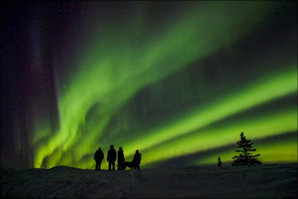 northern lights alaska lodge