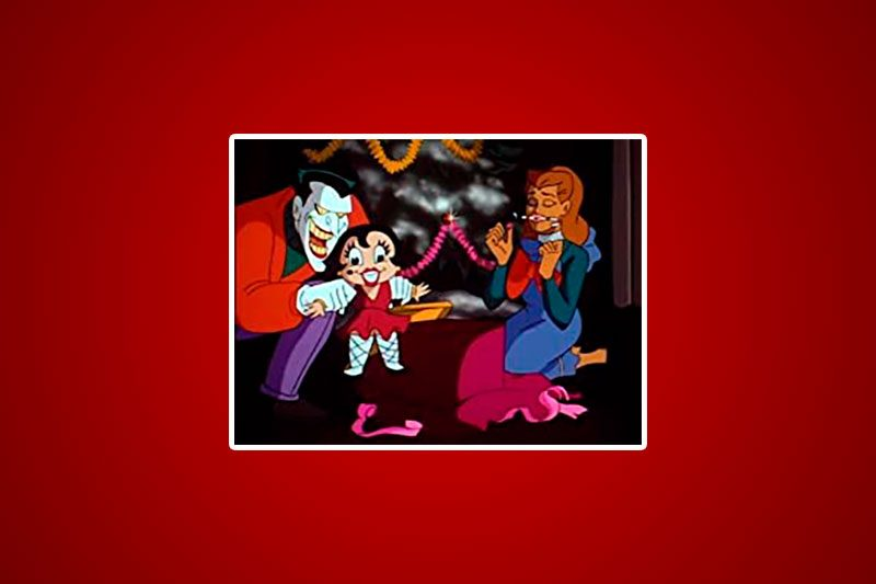 Batman the Animated Series: Christmas with the Joker