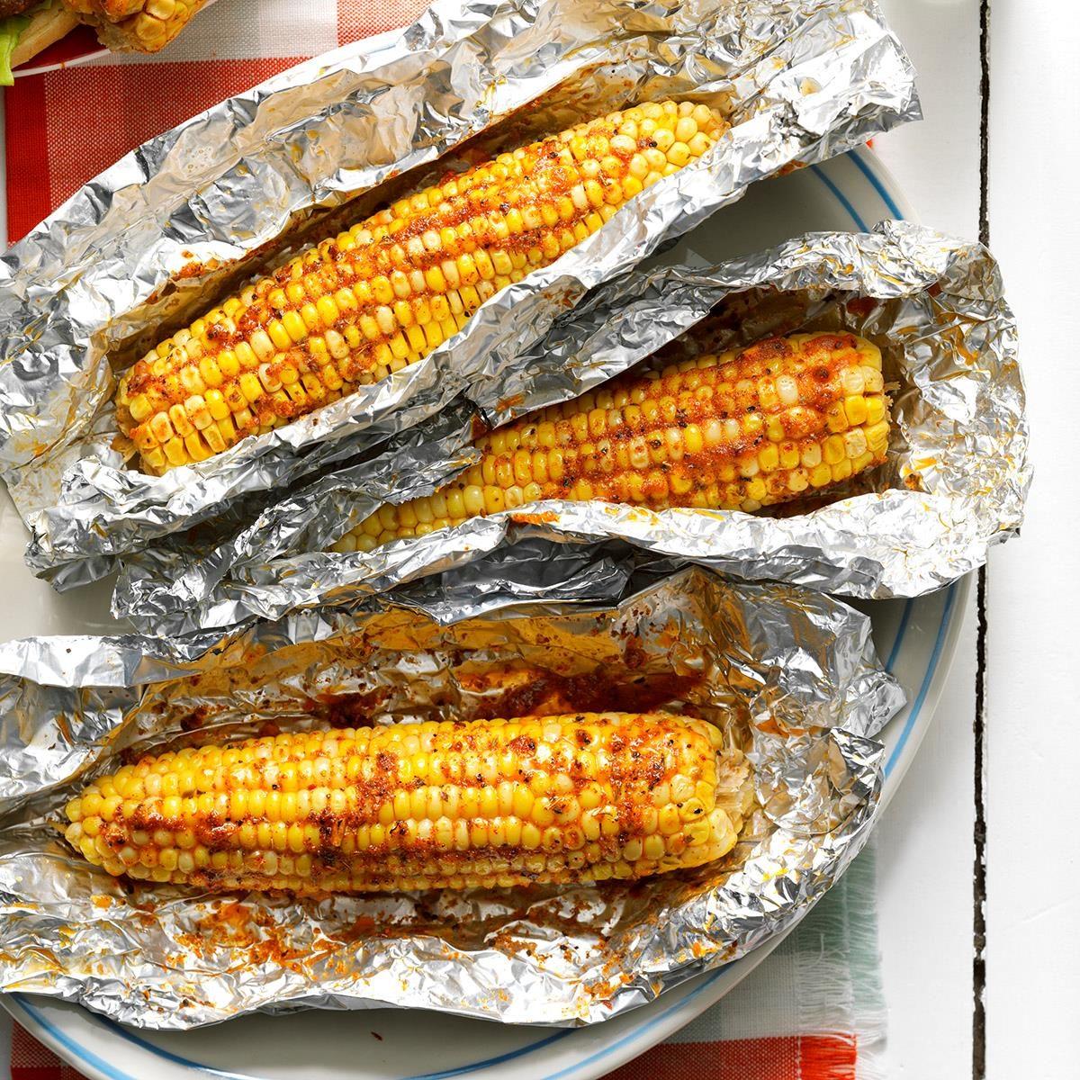 Slow-Cooked Cajun Corn