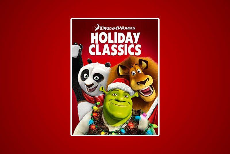 DreamWorks Holiday Classics Merry Madagascar