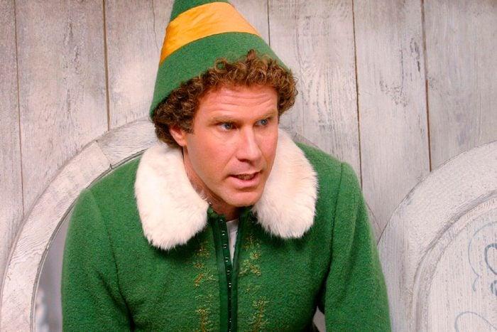 Will Ferrell as Buddy the Elf in Elf