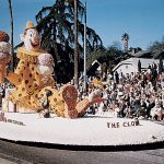 7 Rare, Vintage Photos of the Rose Bowl Parade