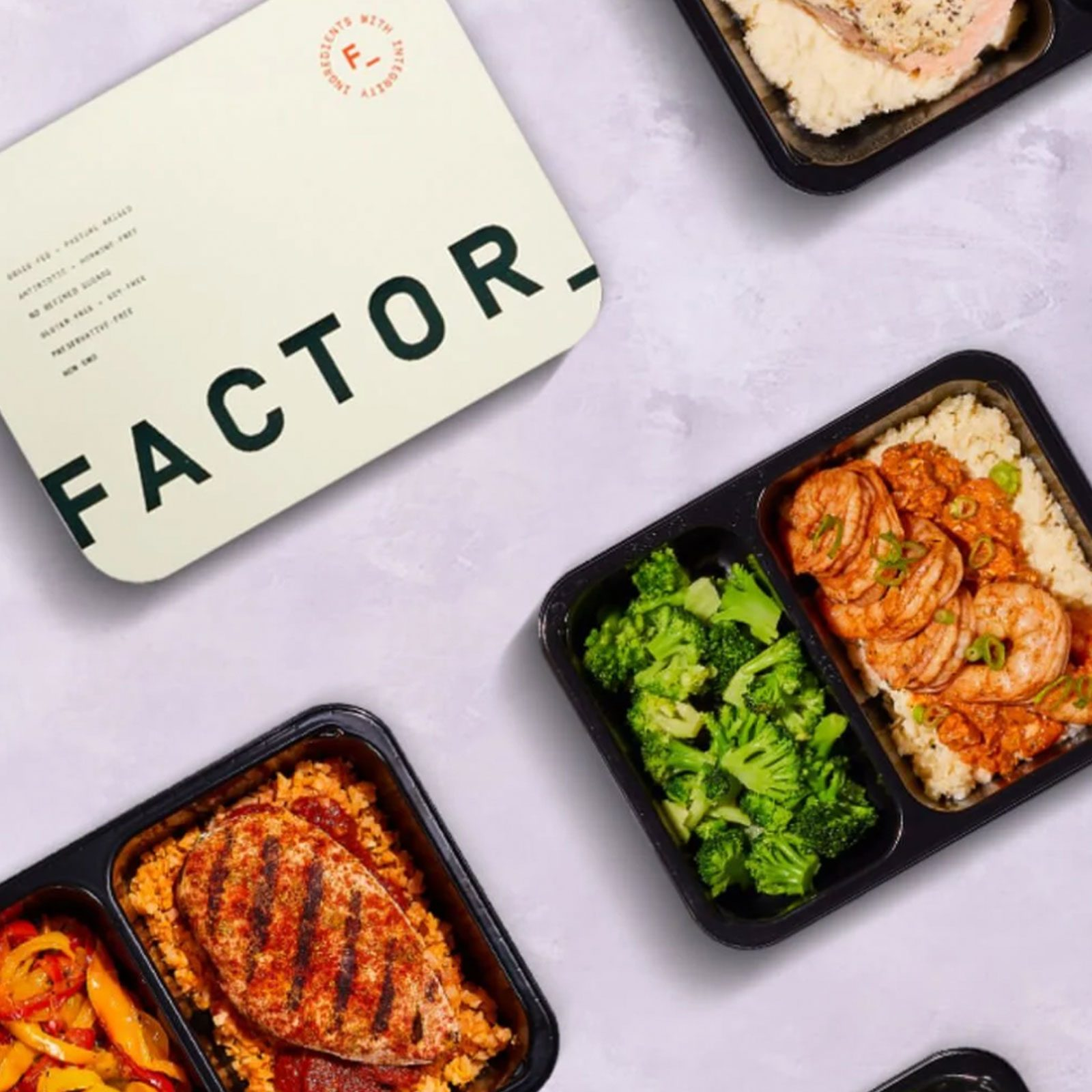 Factor Meal Delivery Service