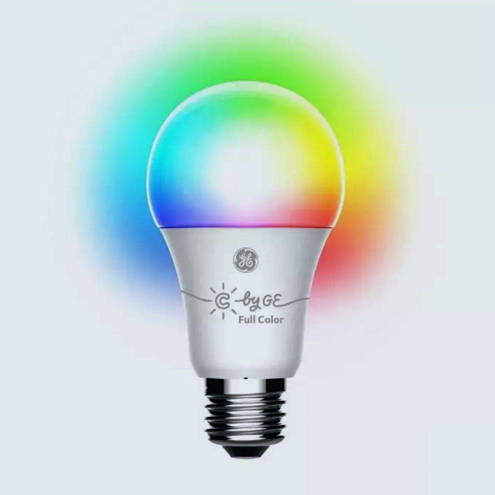 General Electric Full Color Smart LED Bulb