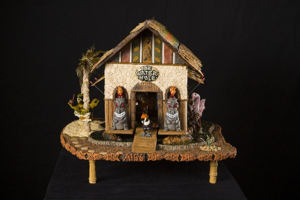 largest Gingerbread house competition