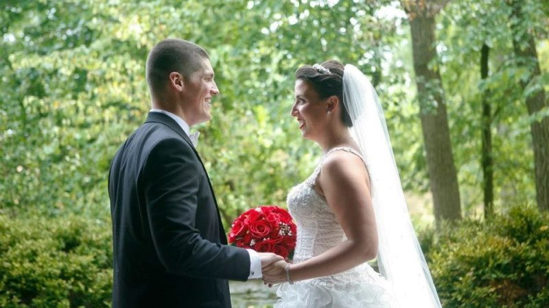 alexandra frost wedding photo