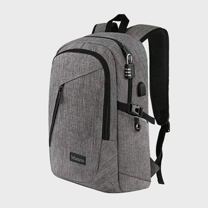 Mancro Laptop Backpack