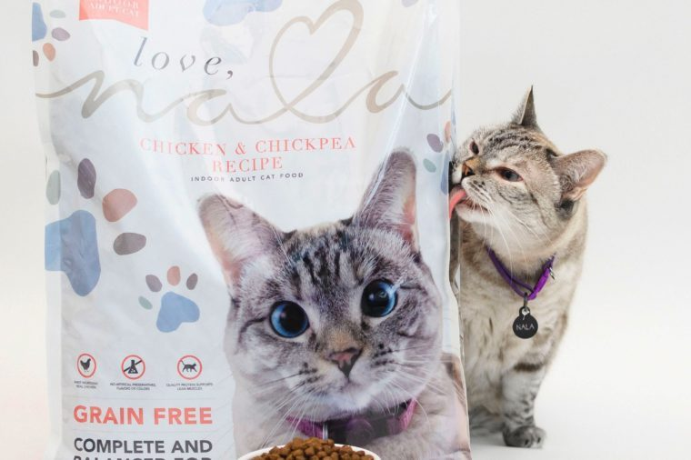 Love, Nala cat food