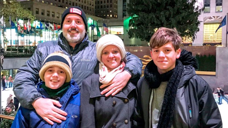 Lyn Mettler affordable family vacation