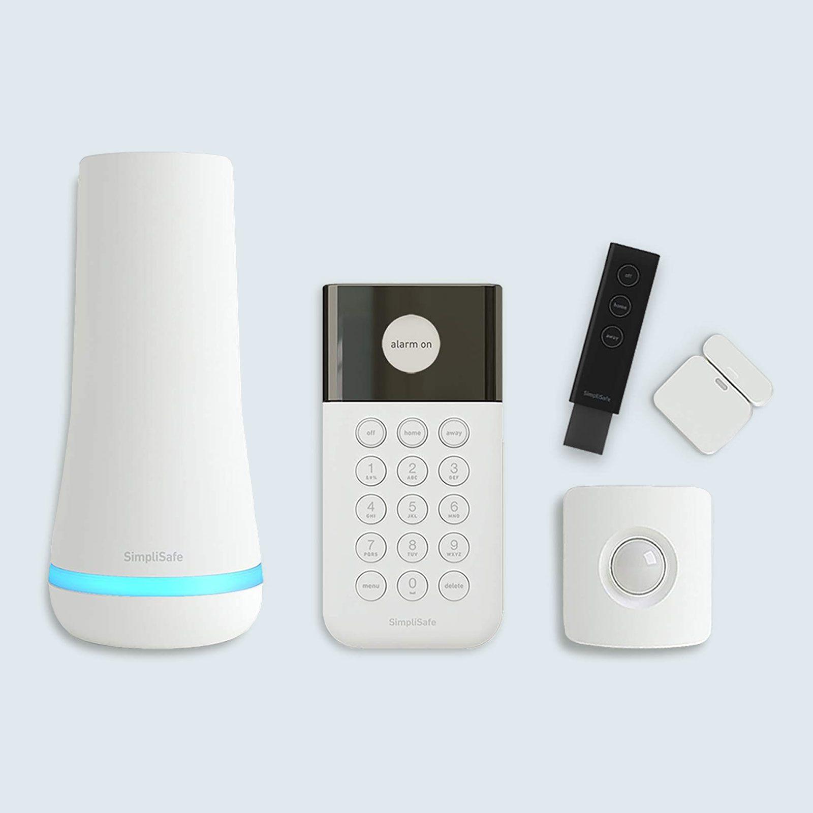 SimpliSafe 5-Piece Home Security System