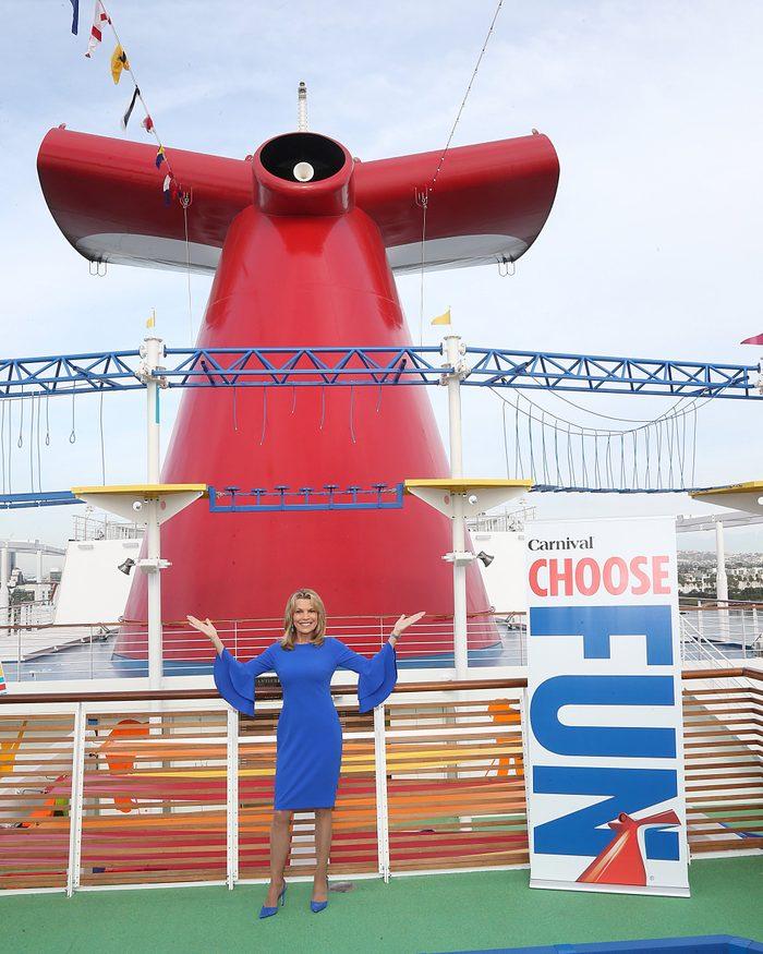 vanna white cruise ship