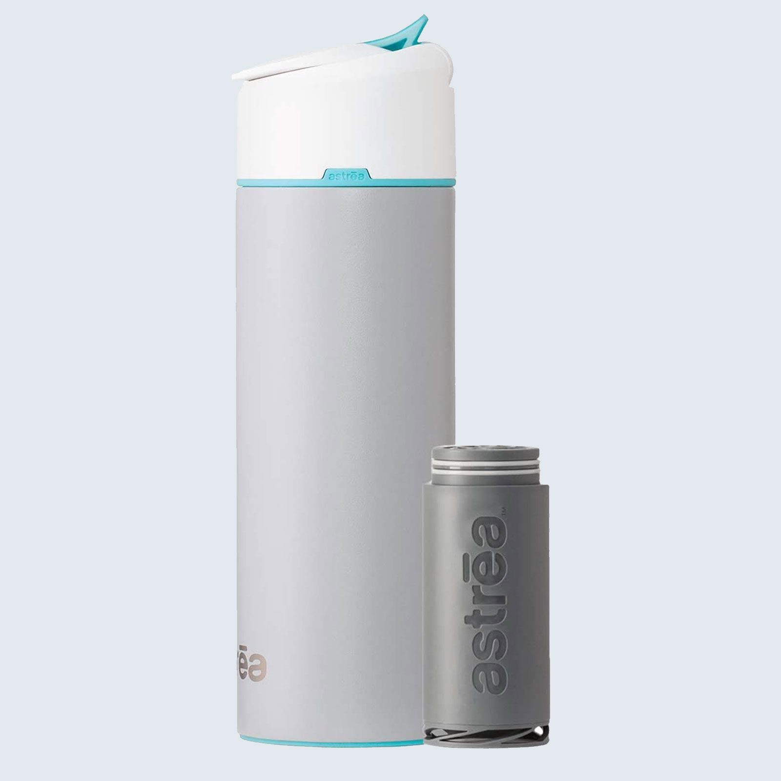 astrea ONE Water Bottle with Certified Filter