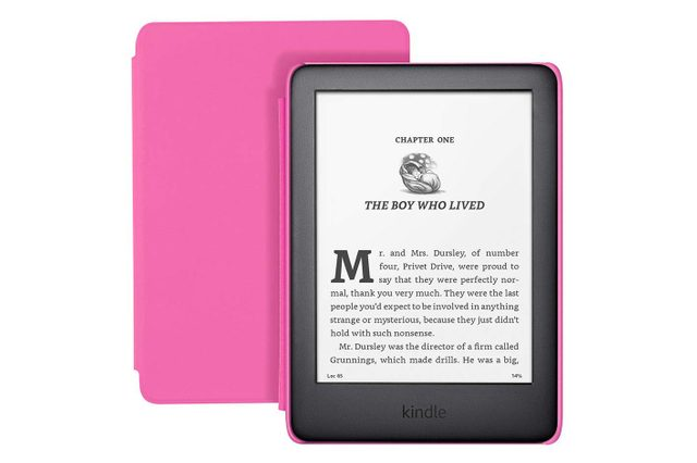 amazon kindle kids edition ereader