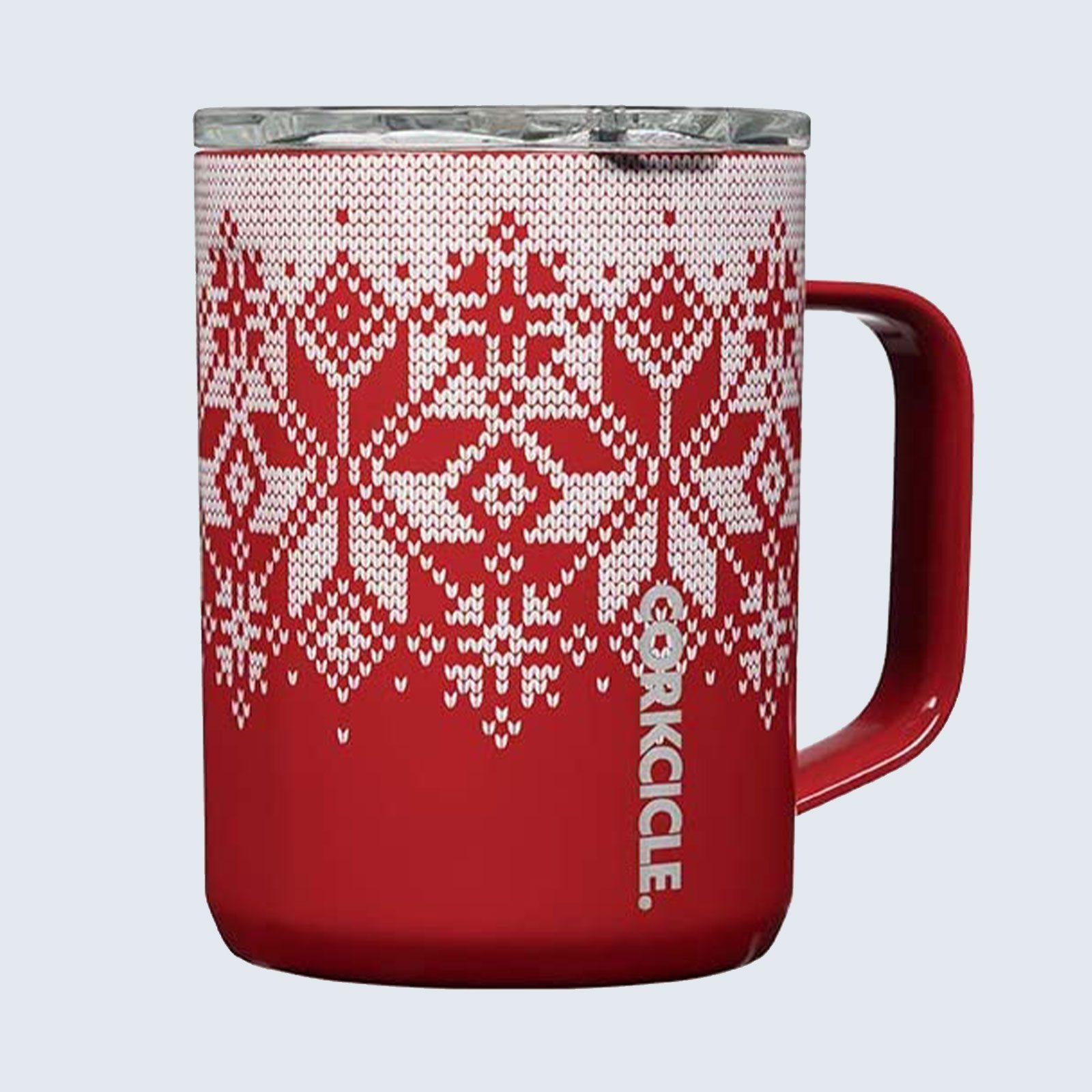 Corkcicle 16 Ounce Triple-Insulated Coffee Mug