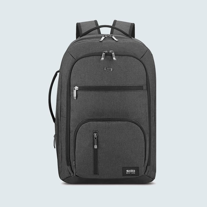 SOLO New York Grand Travel Backpack