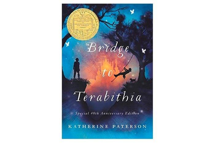 bridge to terabithia book cover