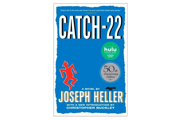 catch 22 book cover