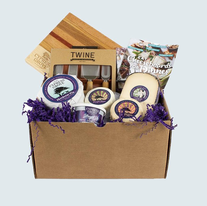 Cypress Grove Cheese Boards for Dinner Kit