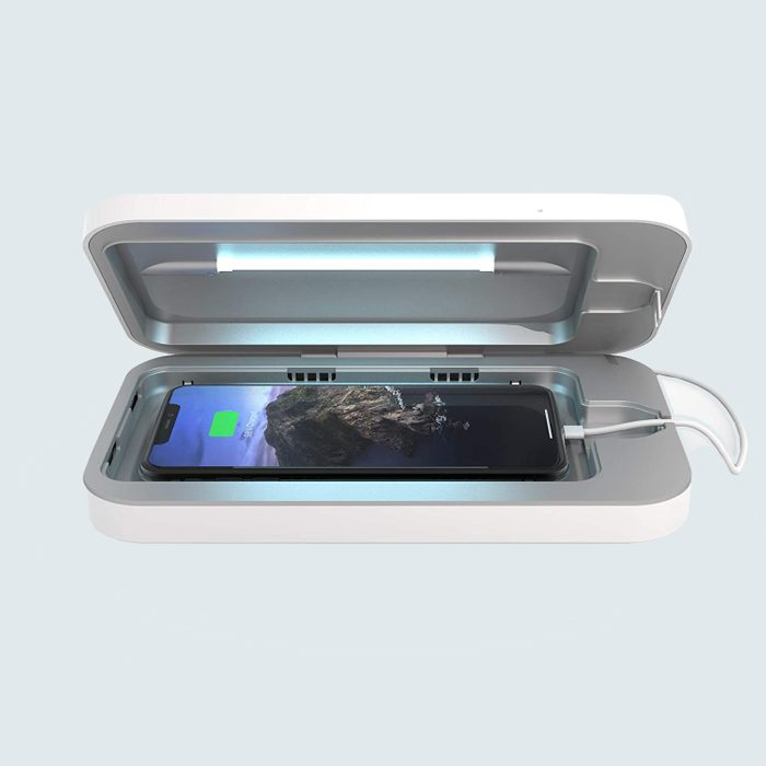 PhoneSoap 3 UV Phone Sanitizer and Charger