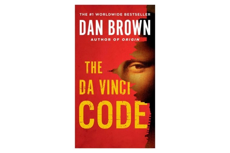 the da vinci code book cover