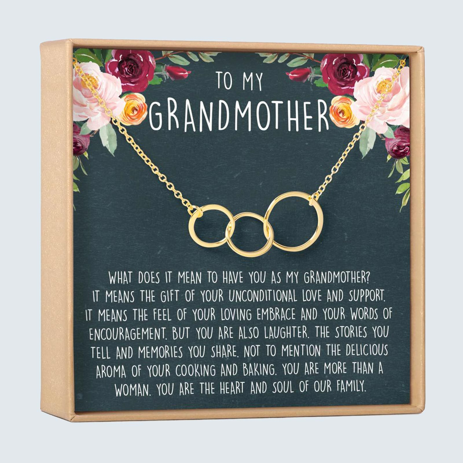 Grandparents gift idea
