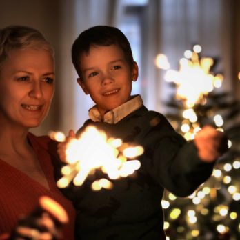 14 Family-Friendly New Year's Celebrations Around the Country