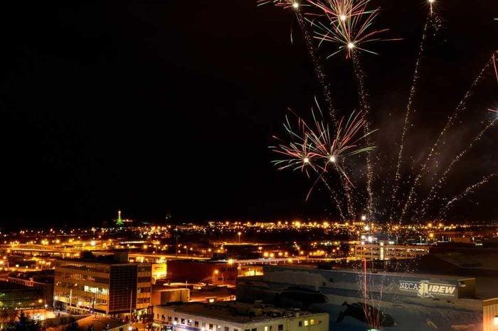 anchorage alaska new year's celebration
