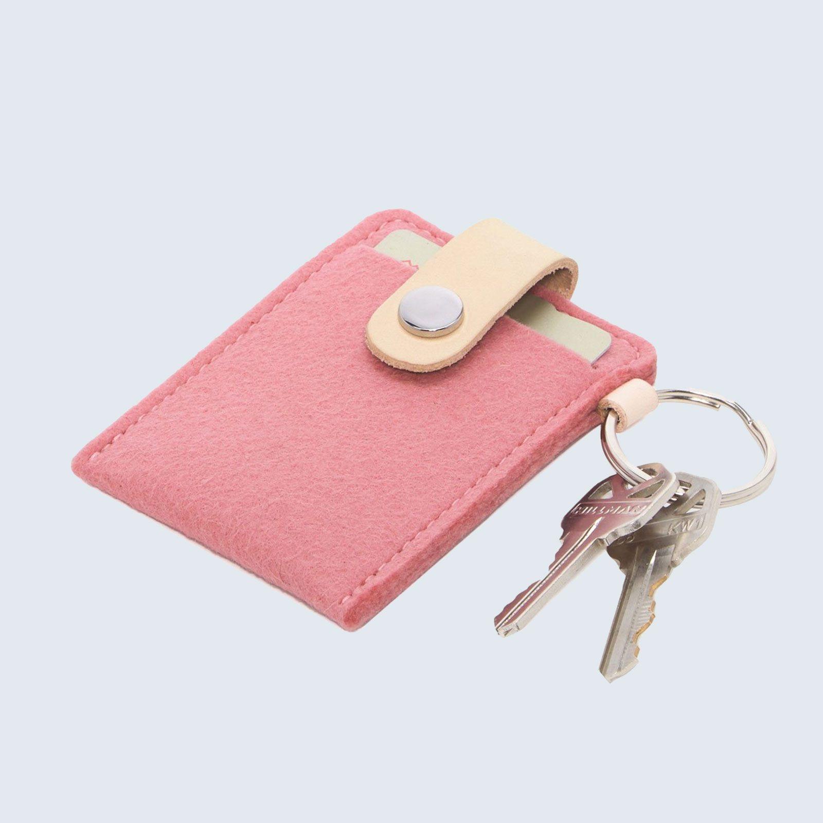Graf Lantz Key Card Case Felt