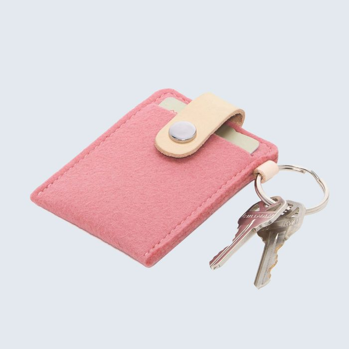 Graf Lantz Key Card Case Felt