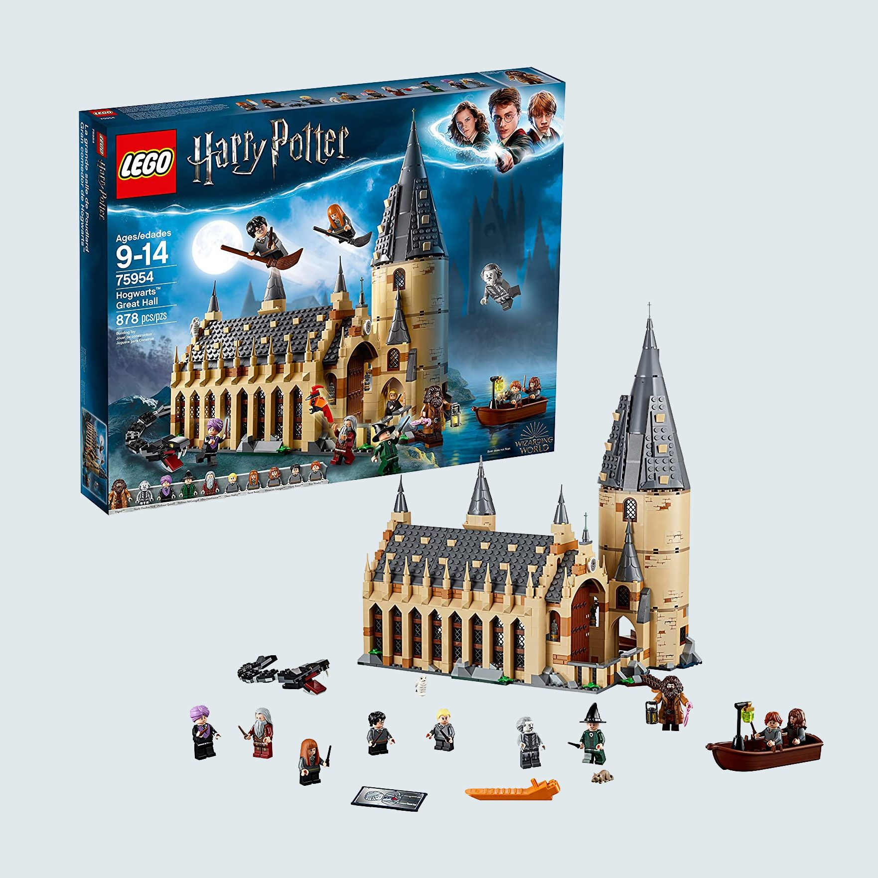 LEGO Harry Potter Hogwarts Great Hall Kit