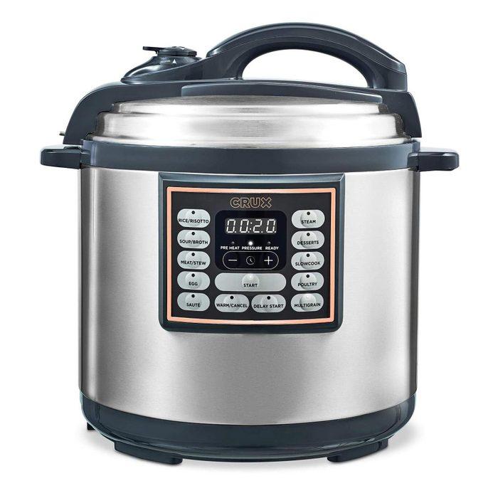 Crux 10-In-1 Programmable Multi-Cooker