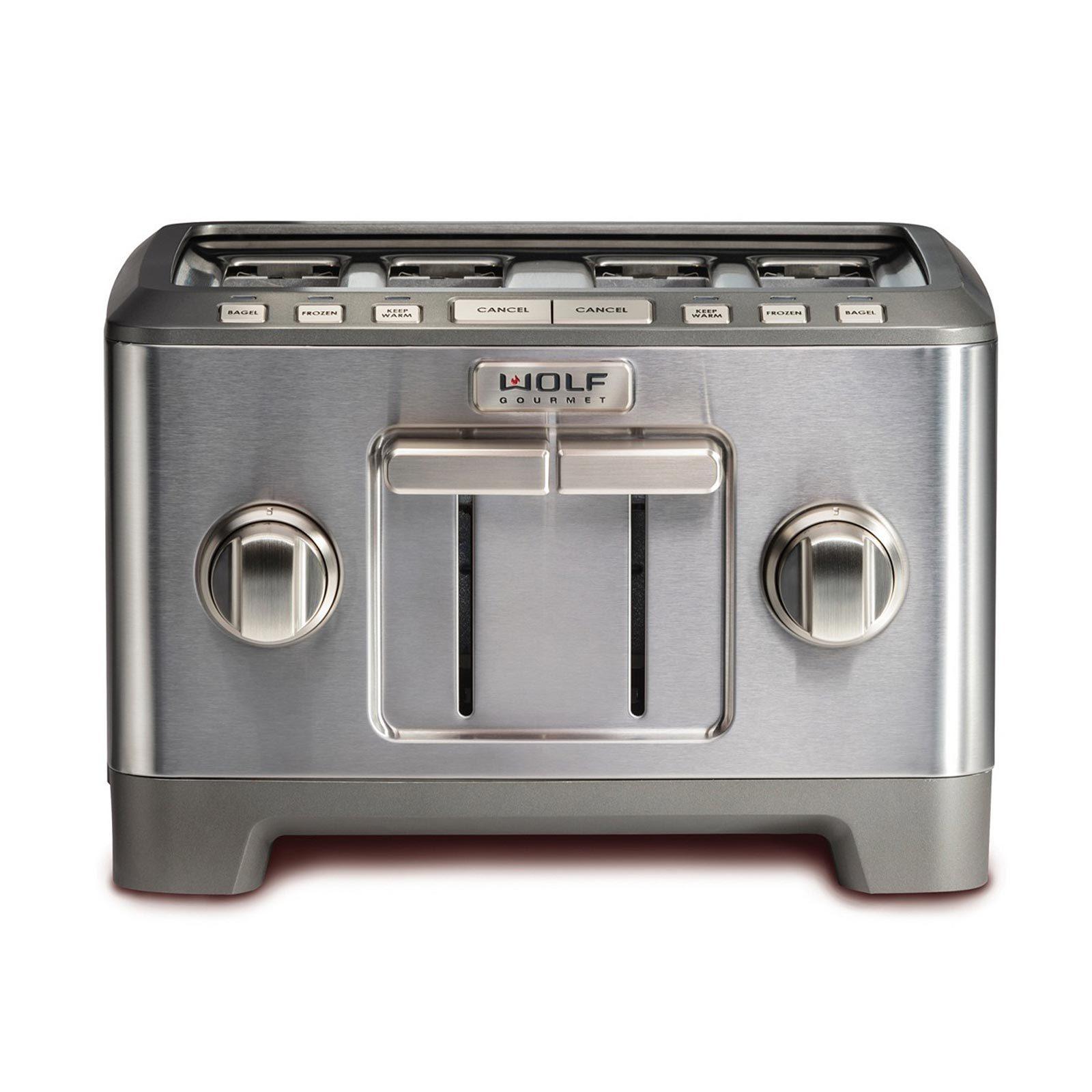 four-slice toaster