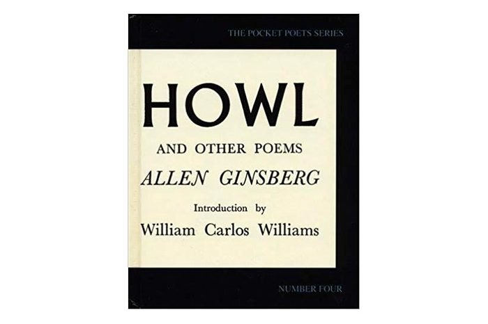 howl and other poems book cover