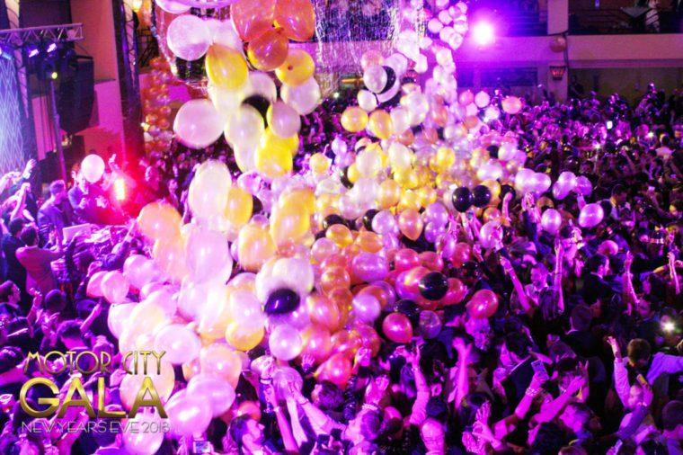 michigan motor city gala new year celebration