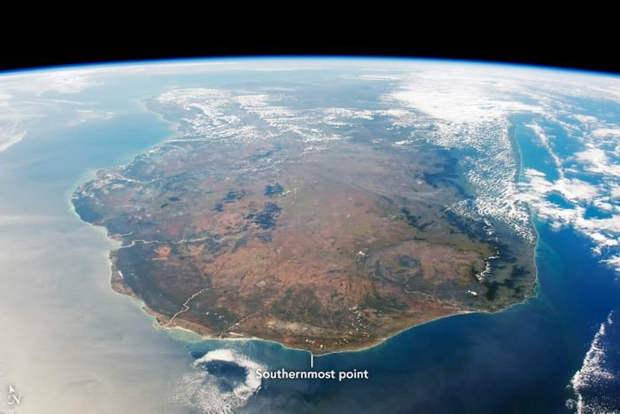 island of madagascar from space nasa