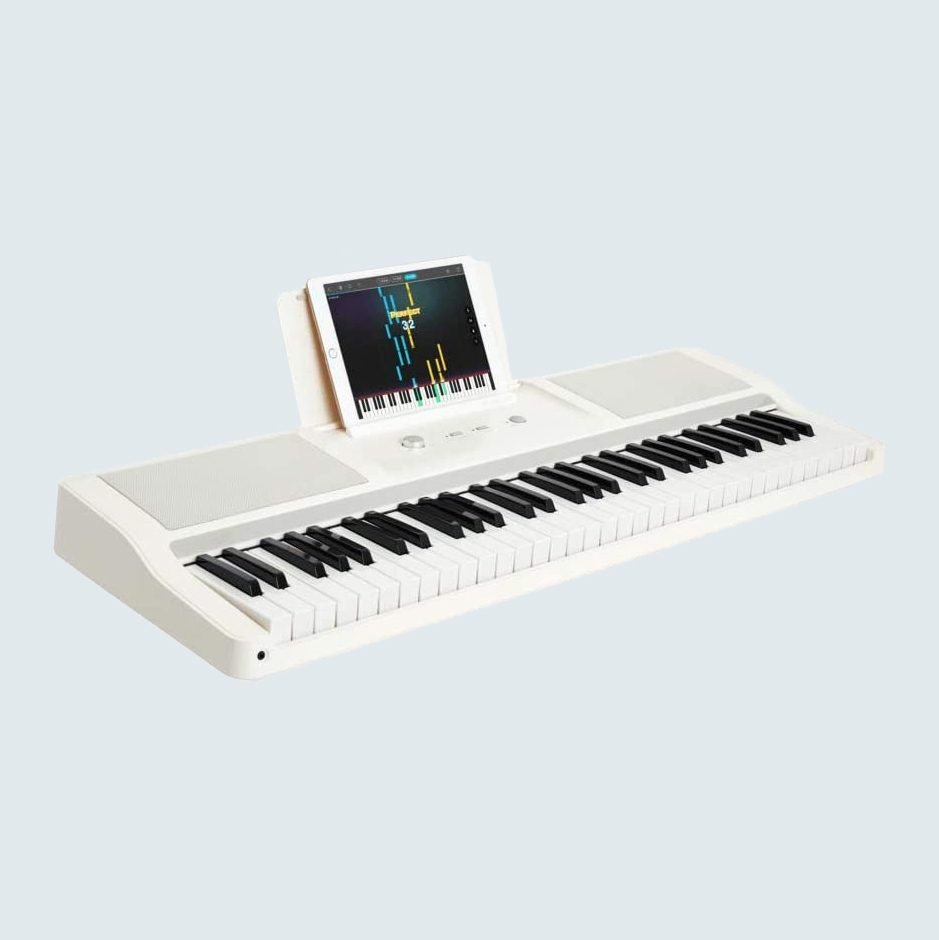 ONE Music Group 61-Key Portable Keyboard