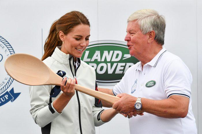 Catherine Duchess of Cambridge, Prince William 8 Aug 2019