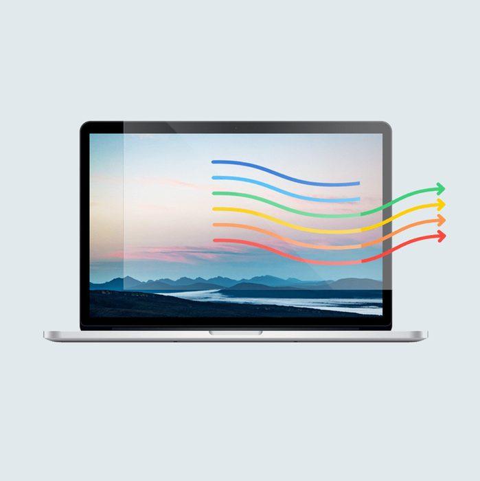 Ocushield Anti-Blue Light Filter for Macbook